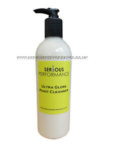 SERIOUS PERFORMANCE ULTRA GLOSS PAINT CLEANSER - NON ABRASIVE - 250ml