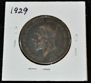 Great Britain/UK, 1929 Penny