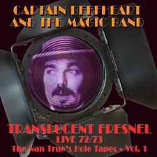 Captain Beefheart and The Magic Band : Translucent Fresnel Live 72/73: The Nan