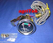 Temperaturanzeige Wassertemperaturanzeige D 52mm m Fühler Gewinde 5/8 UNF