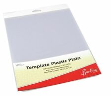 Sew Easy Plastic Template Plain For Quilting Patchwork Making Templates Non Slip