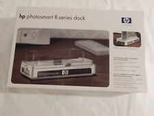HP Photosmart R-Series Dock! BRAND NEW IN BOX! COLLECTORS!!