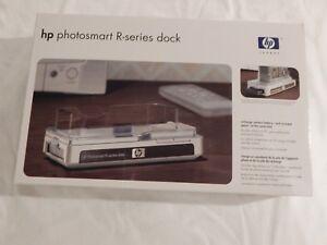 HP Photosmart R-Series Dock! BRAND NEW IN BOX! COLLECTORS!!