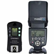 Yongnuo YN-560 IV Flash Speedlite + RF-605 Wireless Remote Trigger Kit for Nikon
