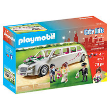 Playmobil City Life Wedding Limo Building Set 9227 NEW IN STOCK