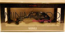 PEUGEOT 205 GTI 1.9 NERA BLACK 1988 1/18 NOREV 184854