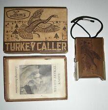 Vintage Leon's Turkey Call