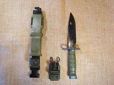 Tri Technologies M9Bayonet Fighting Knife - NEW & Unissued Genuine US Military