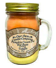 Fall Triple Scented Candle in 13 oz Mason Jar by Our Own Candle Company