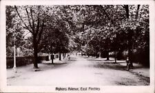 East Finchley. Bishops Avenue by H.G.Hamshar & Co.,Barnet.
