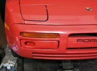 PORSCHE 944 Turbo / S2 Fog Light 95163125100-DELETE air ducts (Left and Right)
