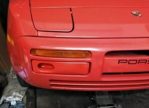 PORSCHE 944 Turbo S2 951 Fog Light 95163125100-DELETE air ducts (L and R)