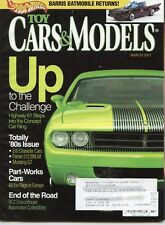 March 2007 Toy Cars & Models magazine