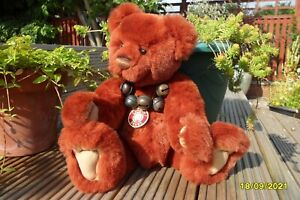 Charlie Bear ' Rusty ' 2010 Collection. Ex condition. Only 1,500 made