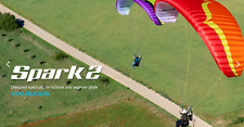 NEW Ozone Spark 2 Power Glider for Beginning Pilots, Incredibly Safe and Solid!