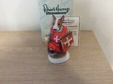 Robert Harrop DPUP11HP RED BULL TERRIER PUPPY HA PENNY HOSPITALLER LTD ED 100