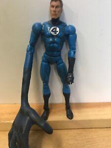 "Marvel Legends Fantastic Four MR FANTASTIC 6"" Loose figure Super Rare Mint 👍"