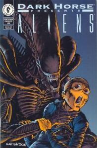 Dark Horse Presents 102 Aliens Bernie Wrightson Paul Pope THB Harvey Pekar NM