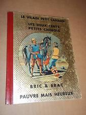 """CONTES """"Le vilain petit canard - Les deux cents petits Chinois - Bric & Brac..."""""""