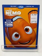 New listing Finding Nemo (Blu-ray Disc, 2016, 2-Disc Set) Slip Cover New
