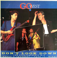 """Go West 12"""" Don't Look Down (The Stratospheric Mix) - France (EX/EX)"""