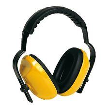 Casque Anti-bruit molettonné Jaune - 25 dB