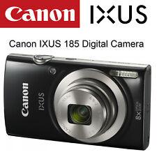 Canon IXUS 185 20.0 MP Digital Camera - Black