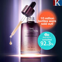 MISSHA Time Revolution Night Repair Probio Ampoule / Anti-Aging Korean Cosmetic