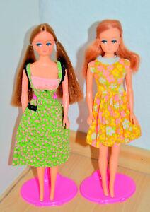 Barbie Petra von Plasty 2 Puppen