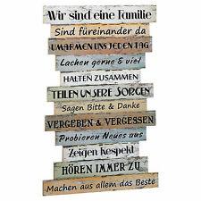"""Plankenschild /""""BE/"""" Wandbild Dekoschild Holzbild Schild Bild Deko Wohnzimmer Flur"""