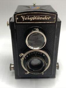 Voigtländer Brilliant TLR Anastigmat Skopar 75mm 1:4.5 Kamera #72