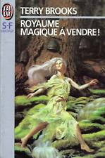 TERRY BROOKS / ROYAUME MAGIQUE A VENDRE ! / J'AI LU S-F