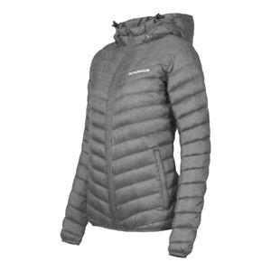 SNOWGUM Twin Pines Down Jacket Womens Downproof Handwarmer pockets Insulated
