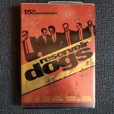 Reservoir Dogs Dvd 15th Anniversary Steel Book