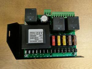 Zanotti Hubbard Vehicle refrigeration DIXELL XW366K Control board assy 3SCH410