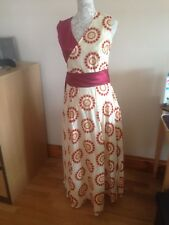 African Print Dress size 12