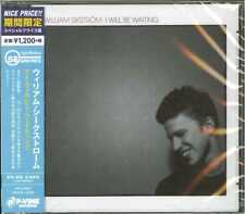 WILLIAM SIKSTROM-I WILL BE WAITING-JAPAN CD Ltd/Ed C15