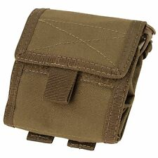 Condor Coyote Brown MA36 MOLLE Folding Roll Up Drop Down Magazine Utility Pouch
