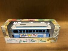 Ertl Collectibles Baby's First Bank It's A Boy Trolley Car S28
