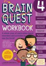 Brain Quest, Grade 4 : A Whole Year of Curriculum-Based Exercises and Activities