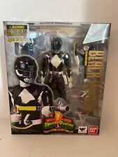 Power Rangers Mighty Morphin S.H. Figuarts Black Ranger Action Figure
