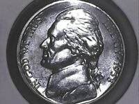 1938 FS JEFFERSON NICKEL, CHOICE BU, (138FS-AC640110F)