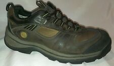 Timberland Men's Chocorua Trail Gore-Tex Low Hiking Boots Sz 11 WATERPROOF BROWN
