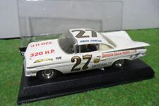 CHEVROLET IMPALA 1960 # 27 Junior Johnson NASCAR 1/43 STARTER voiture miniature