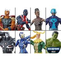 """Marvel Legends Avengers 6"""" Action Figures Hulk BAF"""