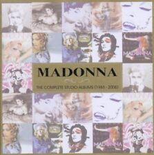 MADONNA - Complete Studio Álbumes 1983-2008 NUEVO CD
