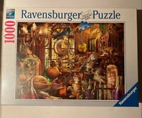 NEW Ravensburger Merlins Laboratory Jigsaw Puzzle -1000 PIECE FACTORY SEALED NEW