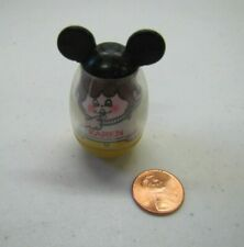 Vtg Hasbro Disney KAREN Figure Mickey Mouse Clubhouse Weebles Wobble 1970's