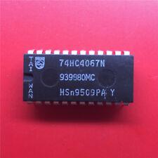 2PCS 74hc4067 74hc4067D IC MUX//DEMUX 1X16 24SOIC NEW