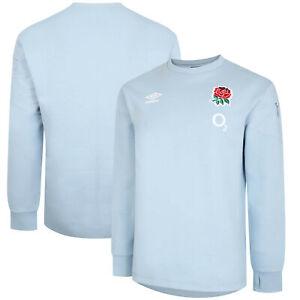 England Rugby Travel Sweatshirt - Mens